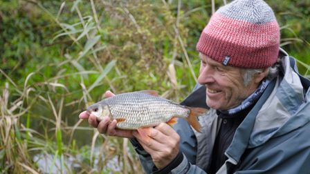 A fish to bring joy as the rivers flow again Picture: John Bailey