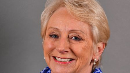 Margaret Stone, Conservative councillor for Clavering. Pic: Norfolk Conservatives.