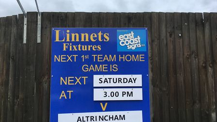 King's Lynn Town welcome Altrincham Picture: Chris Lakey