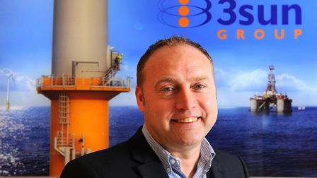 Graham Hacon from the 3sun group. Picture: Archant
