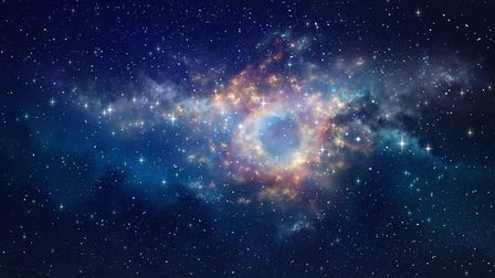 Galaxies, star clusters and nebula in deep space - find out all about pulsars at Prof Robert Ferdma