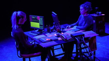 The Signals is a comedy which asks some BIG questions. Picture: Benjamin Thapa