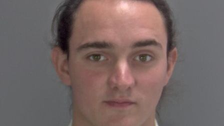 Stewart Baker-Ward was sentanced to 3 years for sexual assault. Picture: NORFOLK CONSTABULARY