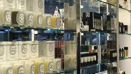 Diptyque candles are expected to sell well in Norwich. Picture: Archant