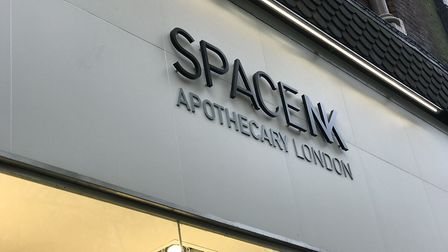 Space NK has opened in the old Jigsaw shop. Picture: Archant