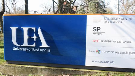 Staff at the University of East Anglia in Norwich will begin an eight-day strike on Monday over pens