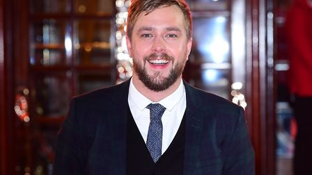 The voice of Love Island Iain Stirling leads the new season at Norwich Playhouse. Picture: Ian West/