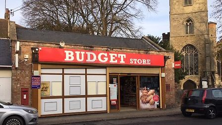 The Budget store in Outwell Picture: Casey Cooper-Fiske