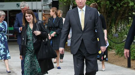 The Duke of York, who was interviewed by the BBC about his friendship with Jeffrey Epstein last week