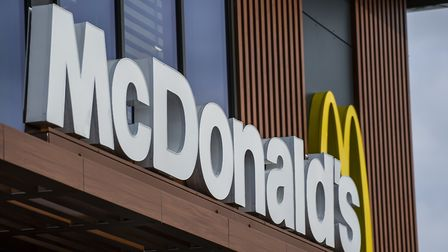 More people will be able to have McDonalds delivered to their door. Picture: Jay Nelson