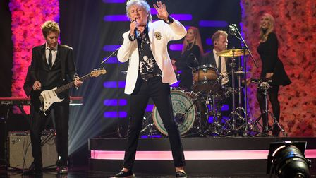 Rod Stewart previously performed at Carrow Road in 2011 and 2016 Picture: Matt Crossick/PA Archive/P