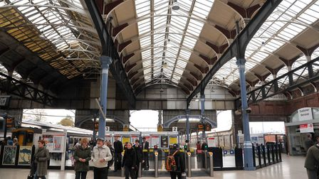 Norwich Railway Station. Picture: Archant