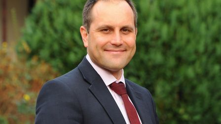 """Hethersett Academy principal Gareth Stevens said the decision to axe the bus was """"unfortunate"""". Phot"""
