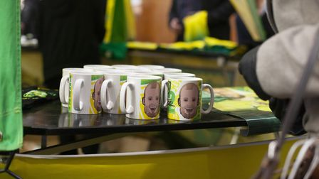 The pop-up in Helsinki. Pic: NCFC