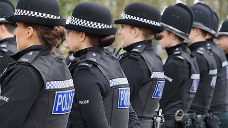Survey found three quarters of Norfolk police officers are unhappy with their pay and nearly half sa