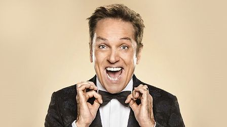 Brian Conley Credit: Supplied by Potters Resort