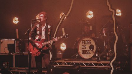 The Amazons performed at the LCR at the UEA. Picture: Tom Haistead-Stockwell