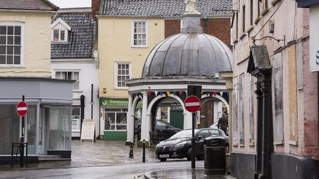 The Buttercross, Bungay.Picture: Nick Butcher