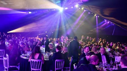 The 2019 EDP Business Awards. Picture: Simon Finlay Photography
