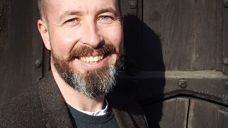 Ben Price is standing for the Green Party in South Norfolk. Picture: Norwich Greens