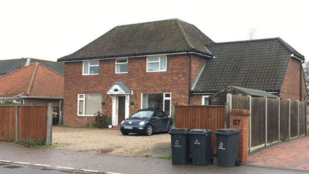 The CQC says Merle Boddy House on Norwich Road, Dereham, 'requires improvement'. Picture: Archant