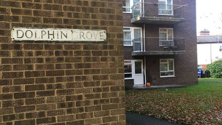 Dolphin Grove. PIC: Peter Walsh.