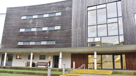 Wymondham College has been ranked outstanding by Ofsted since 2007. Picture: Archant
