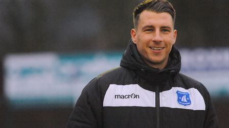 Wroxham manager Jordan Southgate has led his side into the fourth round of the FA Vase after victory