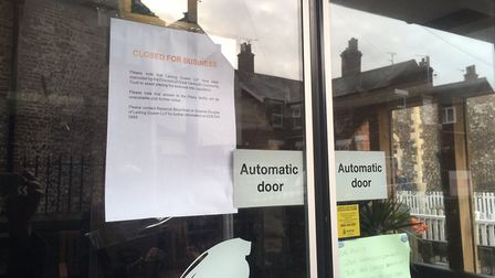 The Priory Centre closed following the collapse of the Great Yarmouth Community Trust Picture: Liz C