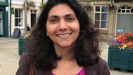 Green candidate Pallavi Devulapalli is looking to oust Liz Truss in South West Norfolk. Picture: Wes