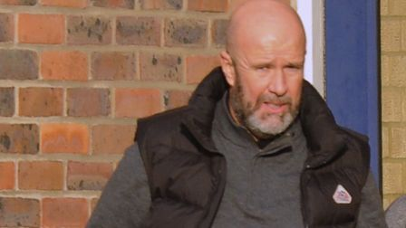 John Miller pictured at Norwich Crown Court earlier this year. Picture: DENISE BRADLEY