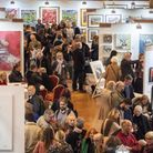 Art Fair East returns to St Andrews Hall in Norwich for 2019 Credit: Mike and Sonia Marshall