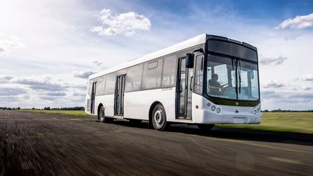 Equipmake's electric drive train system will powering public buses in Buenos Aires, Argentina from 2