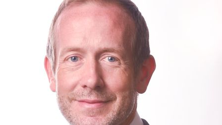 Stephen Evans will be the next chief executive of Norwich City Council. Pic: Norwich City Council.