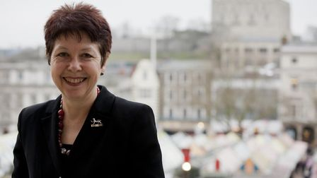 Laura McGillivray, chief executive of Norwich City Council, is stepping down after 14 years. Picture