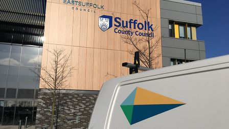 East Suffolk Council's cabinet will meet next week. Picture: Thomas Chapman