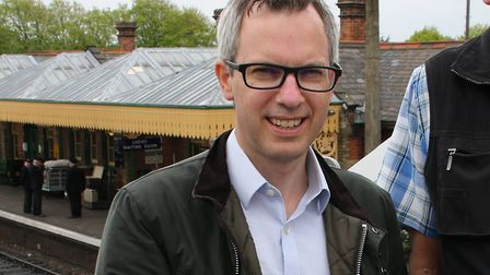 Conservative North West Norfolk candidate James Wild. Picture: Ally McGilvray