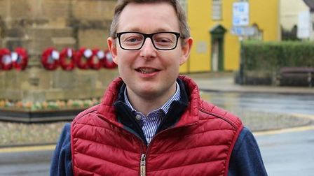 Duncan Baker, Conservative candidate in North Norfolk. Picture: SUPPLIED BY THE CANDIDATE