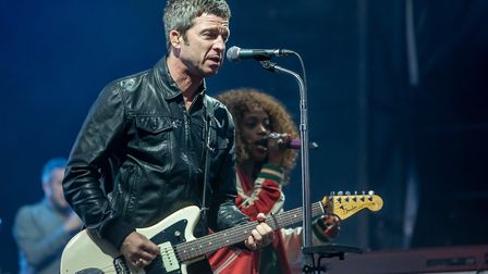 Noel Gallagher Headlines Sunday Sessions Norwich 2019 with a spectacular set. Photo: Lee Blanchflowe