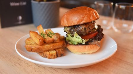 The York Norwich NR2 launches brand new food menu. York Burger Pictures: BRITTANY WOODMAN