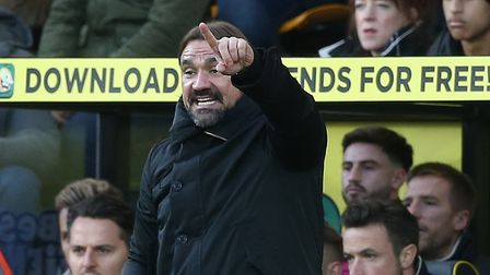 Daniel Farke's Norwich City are ball number 29 in the FA Cup third round draw, which takes place on