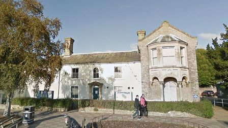 The former North Walsham Town Council office in New Road, earmarked for a wetherspoons pub, is the p