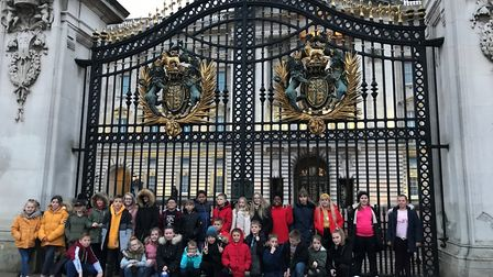 Norwich Road Academy's Year 6 visited London for two days. Their visit to the capital involved museu