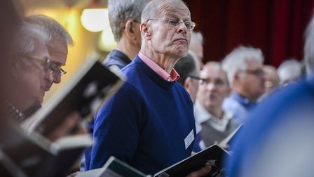 Fakenham Choral Society have promised a festive feast of music at this years Christmas concert. Pict
