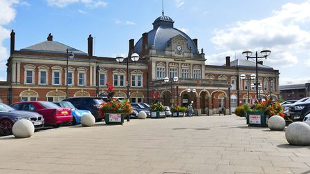 Norwich Station. Picture: Lesley Buckley