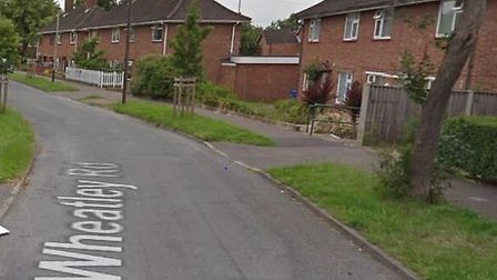 A general view of Wheatley Road in Norwich. Picture: Google Street View