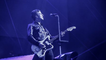 Noel Gallagher's High Flying Birds have been announced for Thetford Forest. Picture: Noel Gallagher'