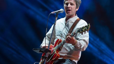 Noel Gallagher's High Flying Birds will be cominng to the region. Picture: Paul Bayfield