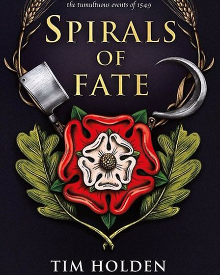 Tim Holden's new book Spirals of Fate. Pic: Tim Holden