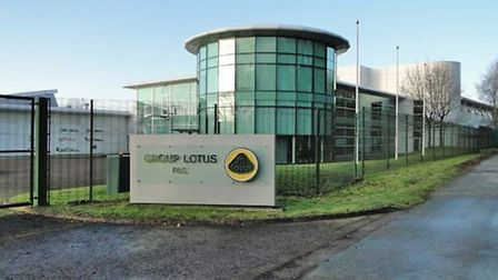 The Lotus HQ in Hethel. Pic: Archant